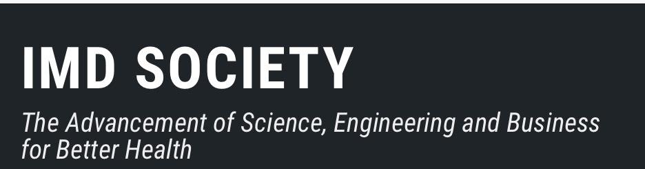 IMD Society Logo